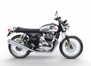 Royal Enfield Interceptor Chrome