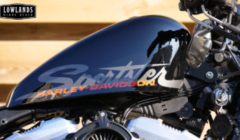 Harley Davidson Sportster Forty Eight 1200 vol
