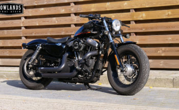 Harley Davidson Sportster Forty Eight 1200