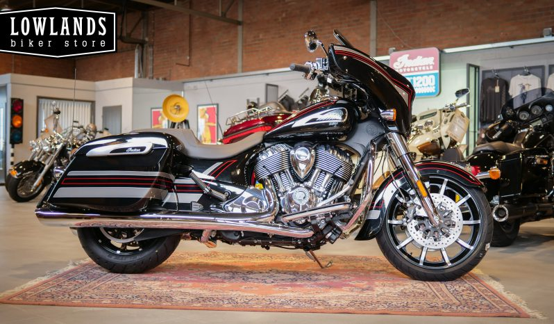 Indian Motorcycle Chieftain Limited vol