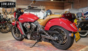 Indian Scout 1200 2017 vol