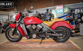 Indian Scout 1200 2017