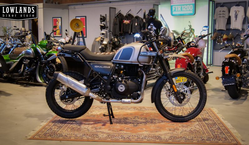 Royal Enfield Himalayan Grijs vol