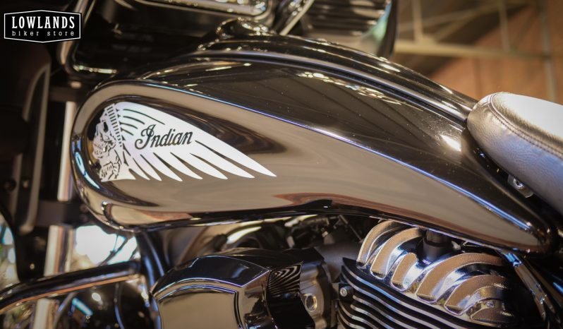 Indian Chieftain Bagger vol