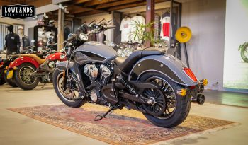 Indian Motorcycle Scout 1200 Icon vol