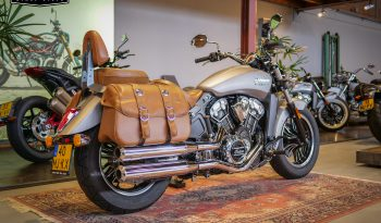 Indian Motorcycle Scout 2016 vol